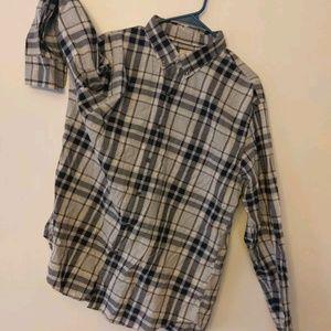 J. Crew XL long sleeve button down shirt
